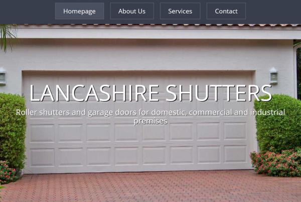 Lancashire Shutters