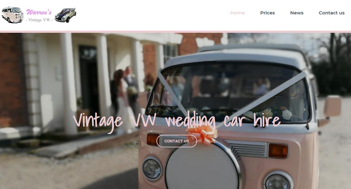 Warren's VW Website