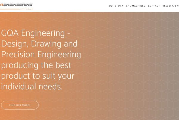 Webpage local preston business