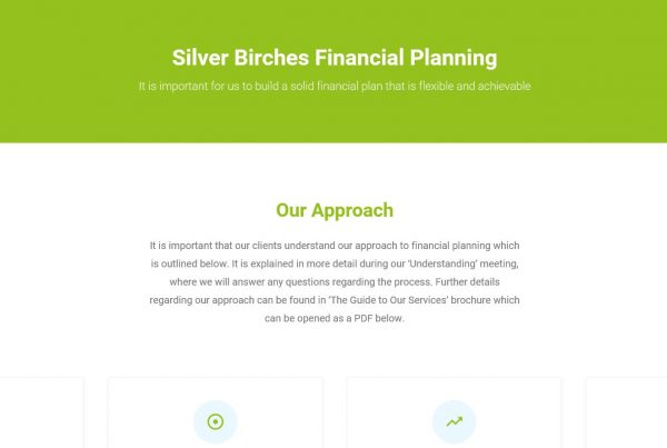 Financial Planning website